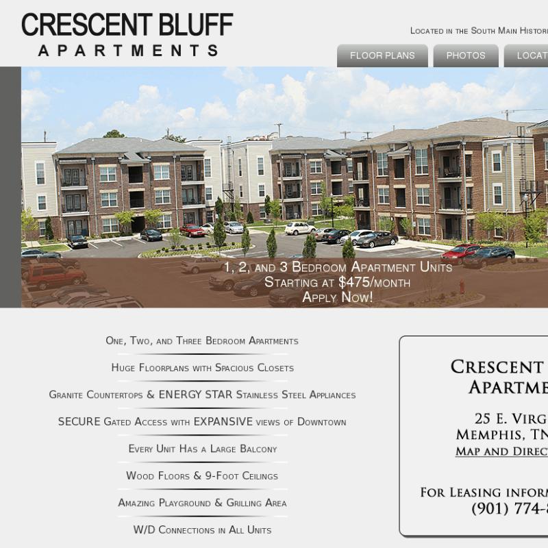 Crescent Bluff Apartments Best Built Builders